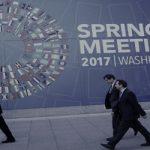 نشست صندوق بینالمللی پول و علائم درغلتیدن جهان به جنگ تجاری
